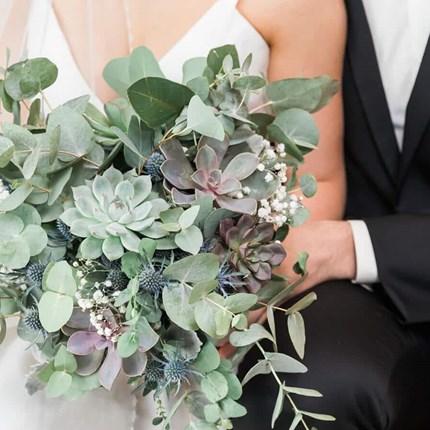Alexandra and Anthony's Timelessly Elegant Four Season's Hotel Wedding