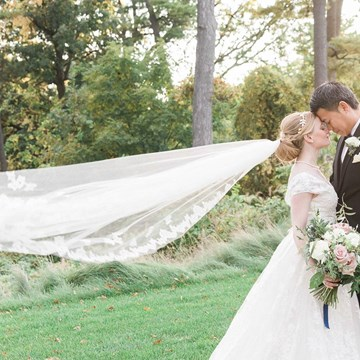 Caitlin and Steven's Fall Wedding at Credit Valley Golf Course