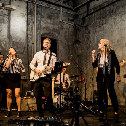 StereoFlavour Entertainment featured in Toronto's Most Popular Live Bands on EventSource