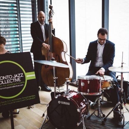 Toronto Jazz Collective featured in Toronto's Most Popular Live Bands on EventSource