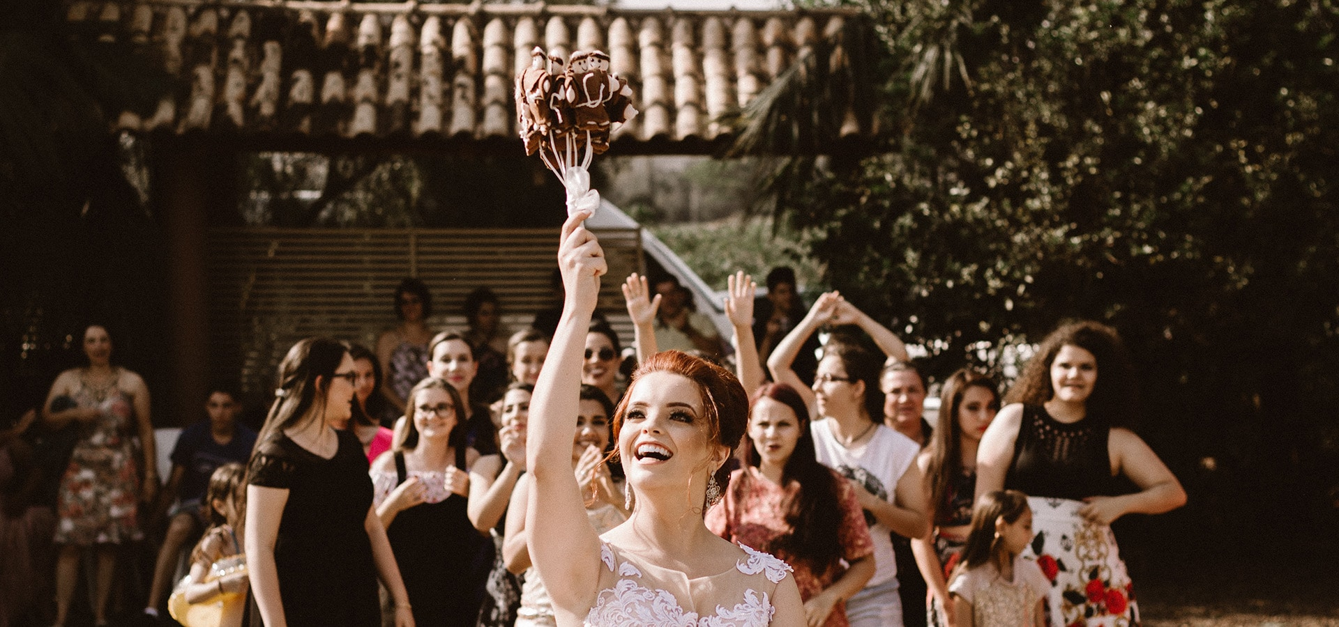 Hero image for Simple and Easy Wedding Bouquet Toss Alternatives