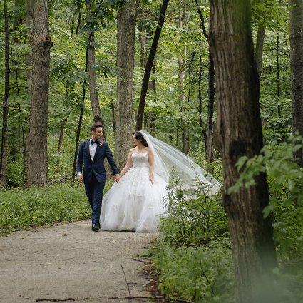 Thumbnail for Joanna and Giampiero's Elegant Wedding at The Royalton