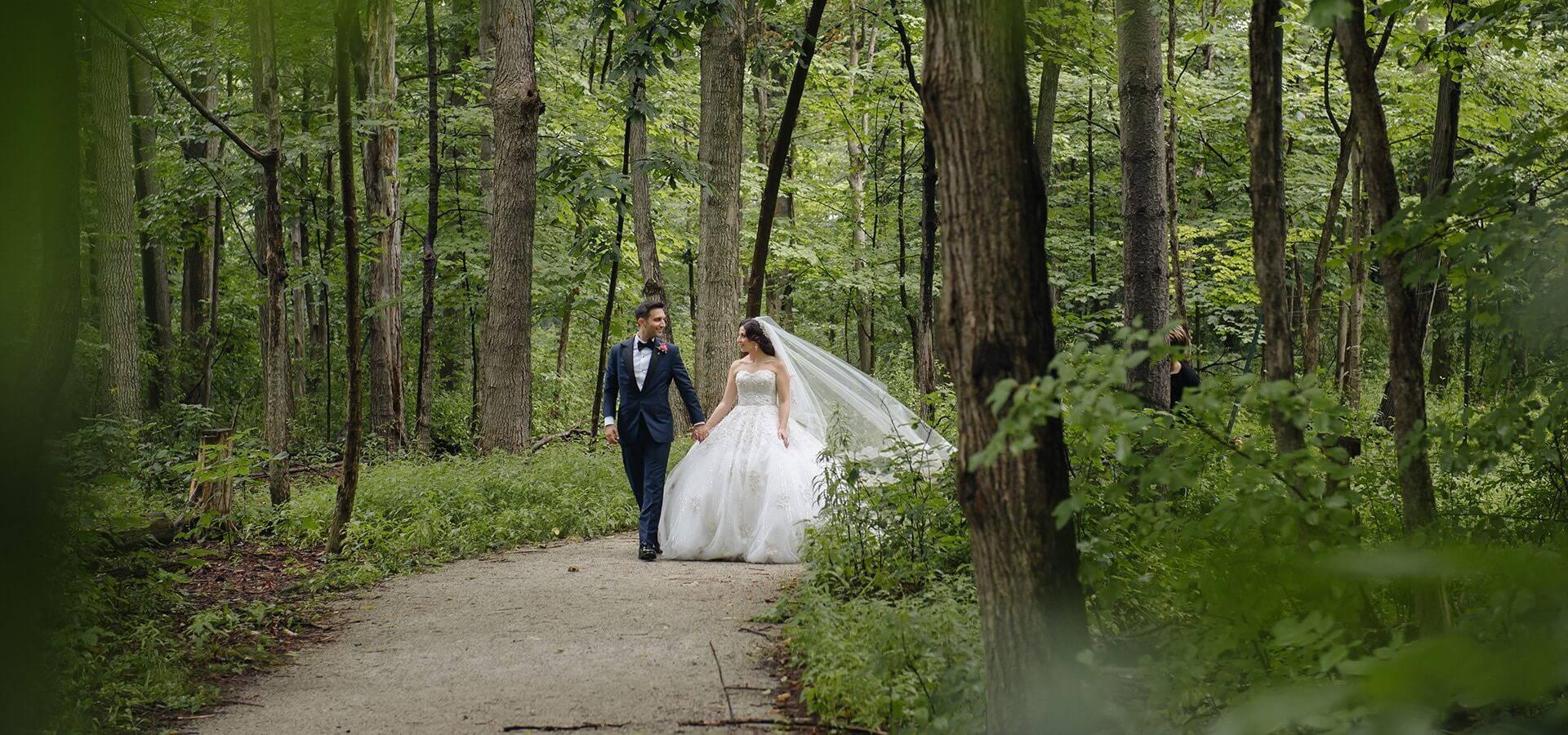 Hero image for Joanna and Giampiero's Elegant Wedding at The Royalton