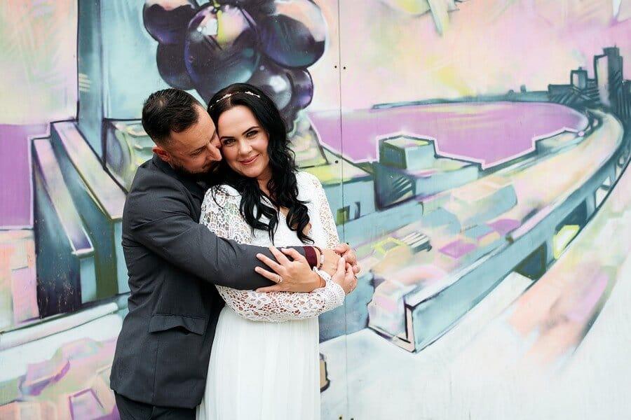 Wedding at Evergreen Brick Works, Toronto, Ontario, 44