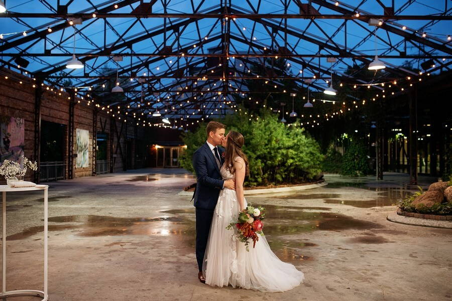 Wedding at Evergreen Brick Works, Toronto, Ontario, 56
