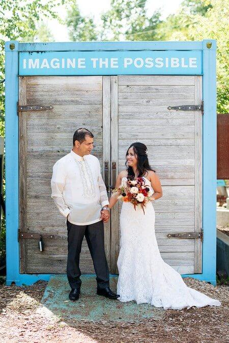 Wedding at Evergreen Brick Works, Toronto, Ontario, 64