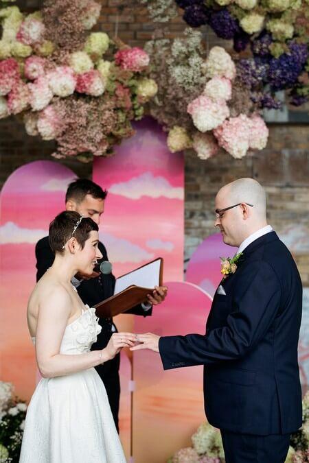Wedding at Evergreen Brick Works, Toronto, Ontario, 53