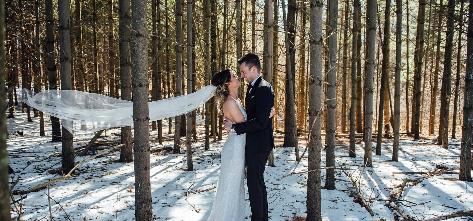 Hero image for Six Cool Perks of Having a Winter Wedding