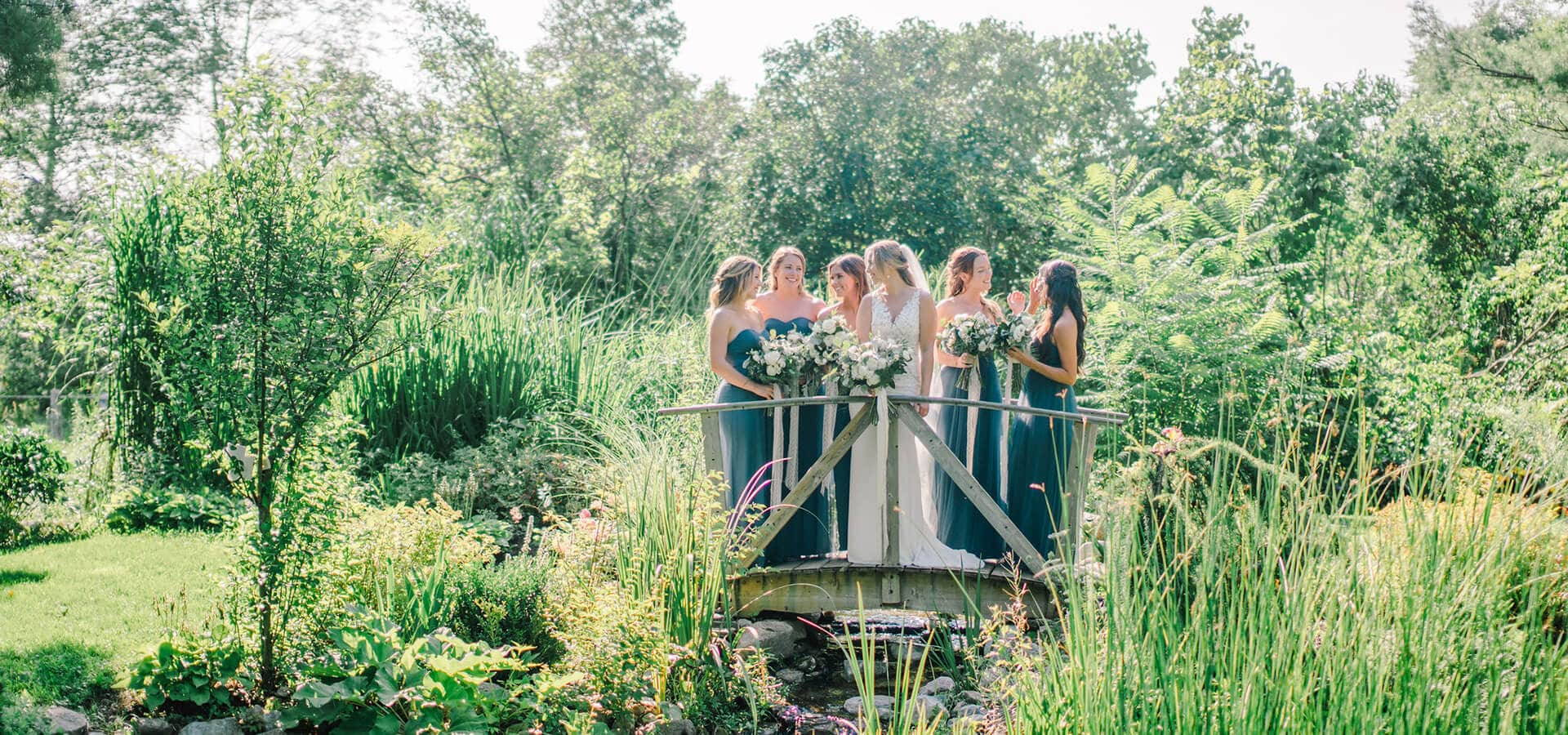 Hero image for Courtney and Lucas' Gorgeous Farm Wedding at Northbrook Farm