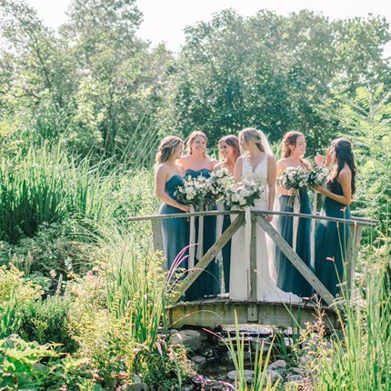 Courtney and Lucas' Gorgeous Farm Wedding at Northbrook Farm