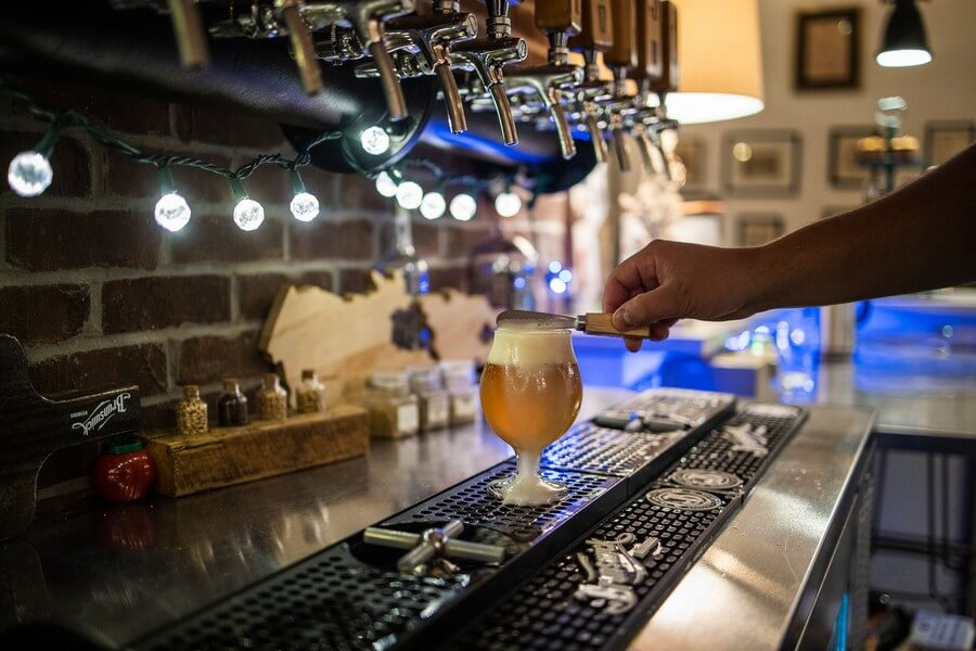 industry night at the new and exciting brunswick bierworks, 18