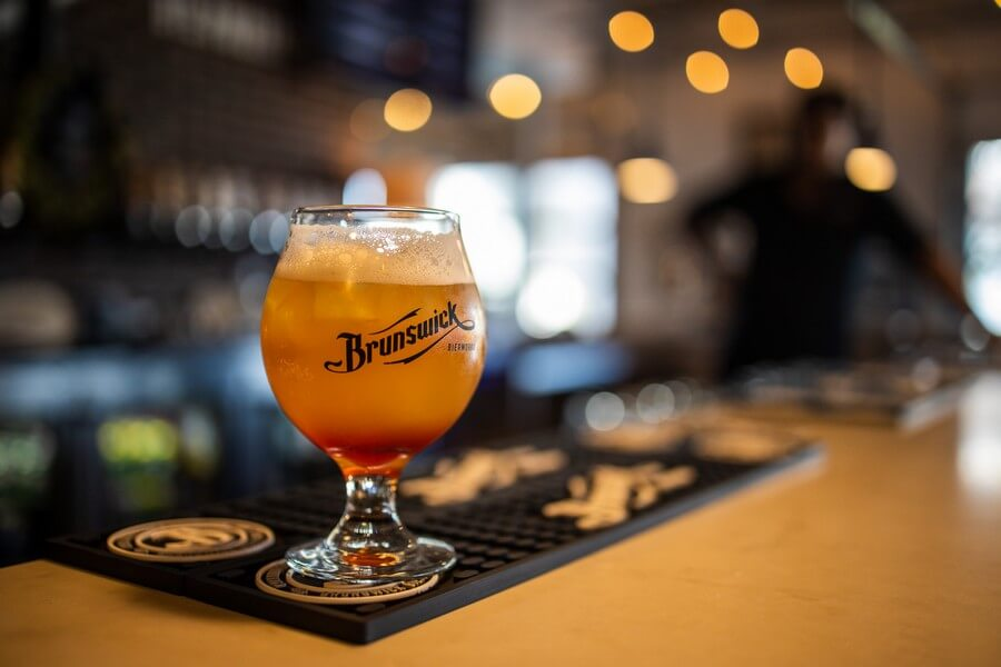 industry night at the new and exciting brunswick bierworks, 19