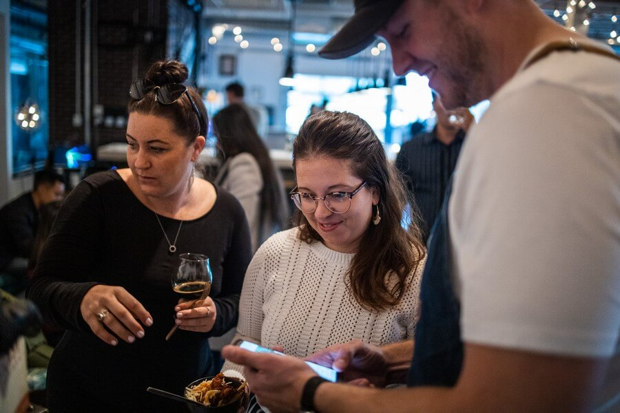 industry night at the new and exciting brunswick bierworks, 24