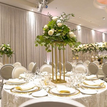 A Fall Wedding Fair Open House at the Mississauga Convention Centre
