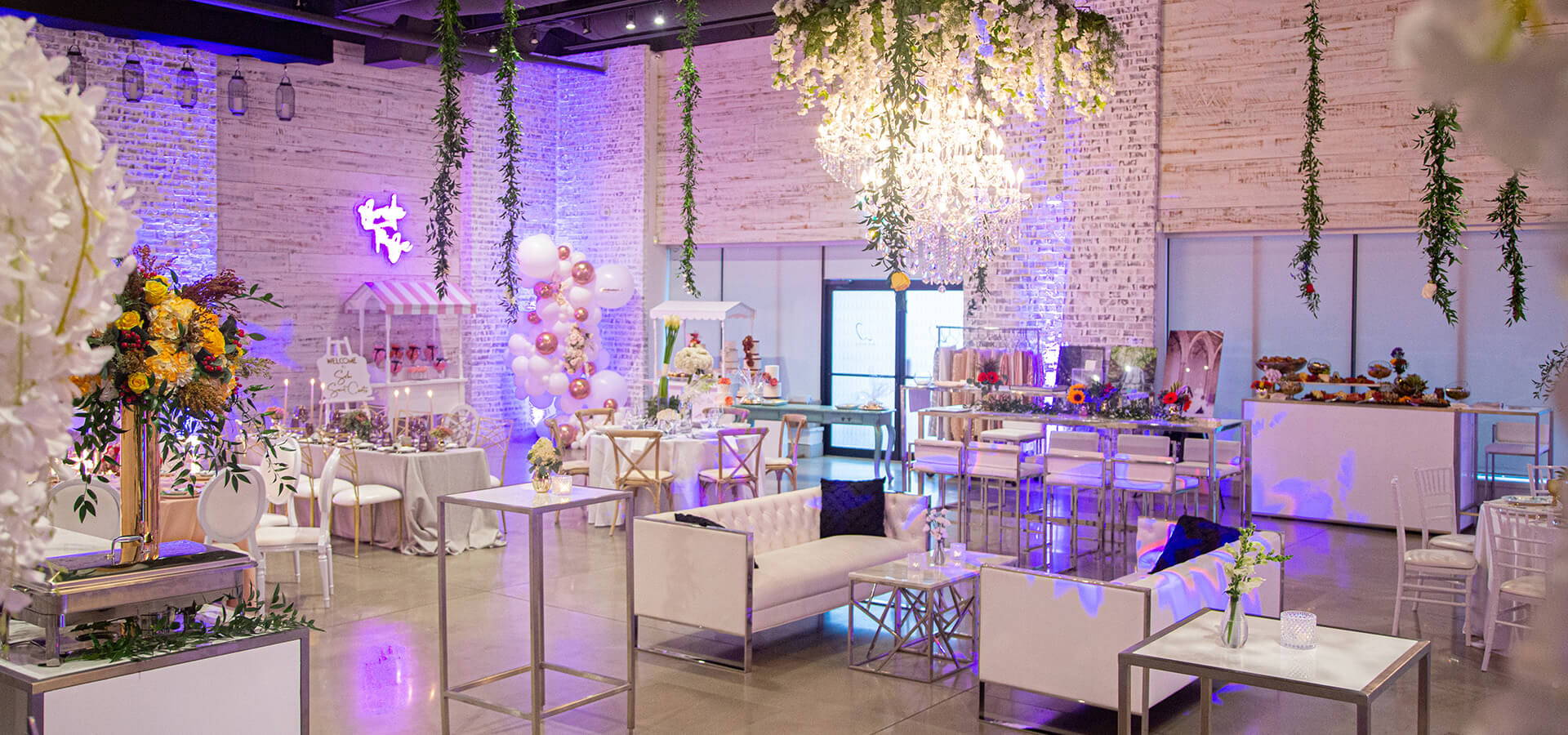 Hero image for A Stunning Wedding Open House at W Event Boutique