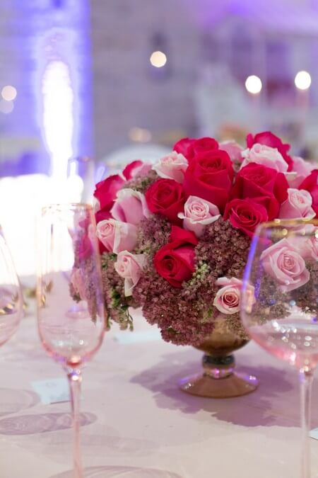 a stunning wedding open house at w event boutique, 22