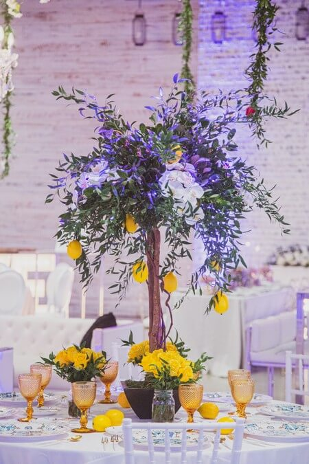 a stunning wedding open house at w event boutique, 18