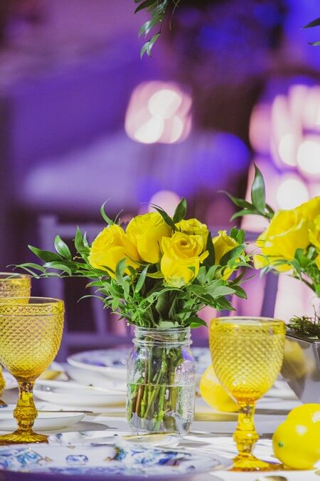 a stunning wedding open house at w event boutique, 19