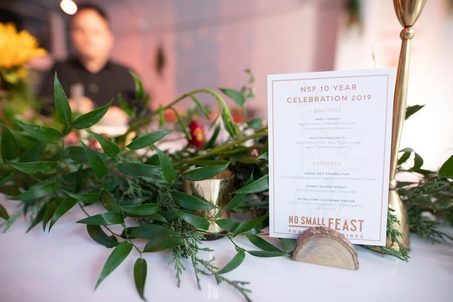 a culinary showcase that is no small feast, 1