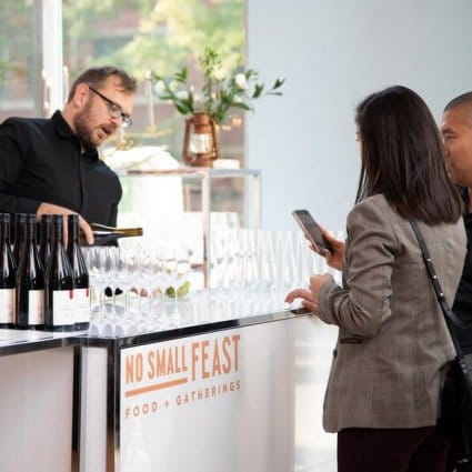VIB Event Staffing featured in A Culinary Showcase That Is No Small Feast