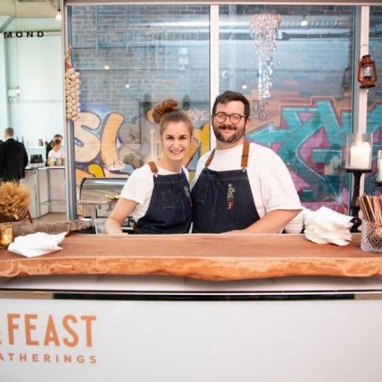 No Small Feast featured in A Culinary Showcase That Is No Small Feast