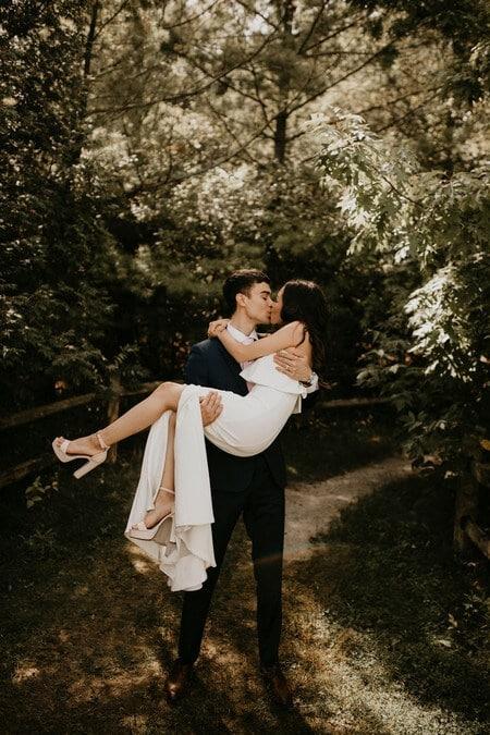 Wedding at Evergreen Brick Works, Toronto, Ontario, 43