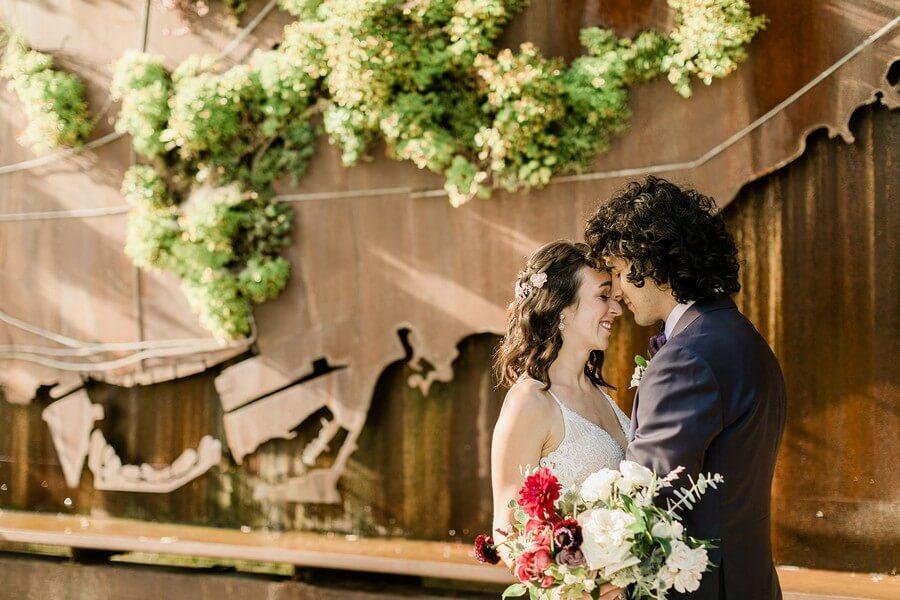 Wedding at Evergreen Brick Works, Toronto, Ontario, 48