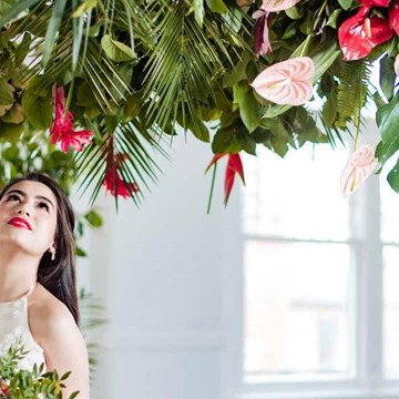 A Crazy Rich Asians Inspired Style Shoot at The Great Hall