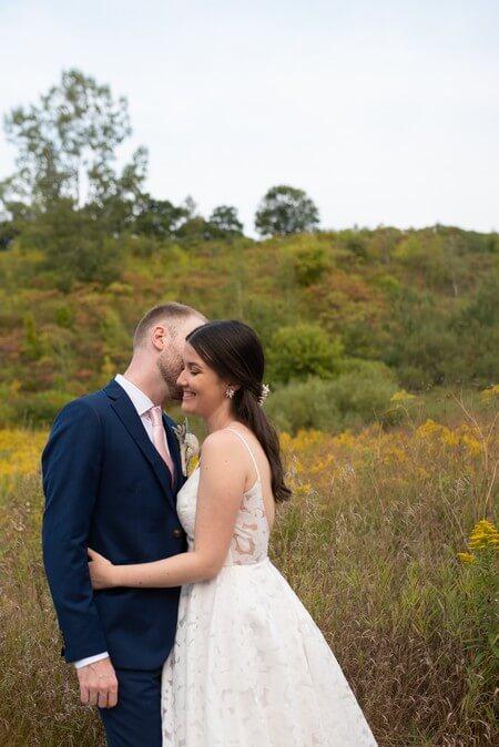 Wedding at Evergreen Brick Works, Toronto, Ontario, 65