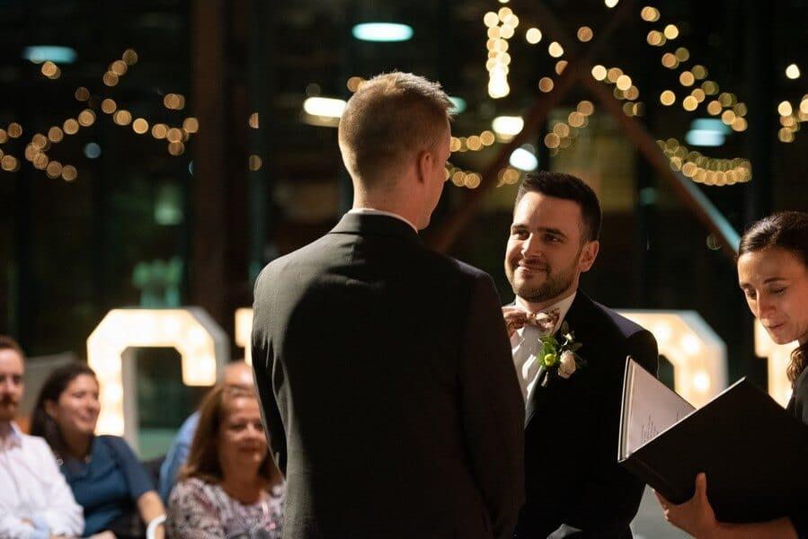 Wedding at Evergreen Brick Works, Toronto, Ontario, 60