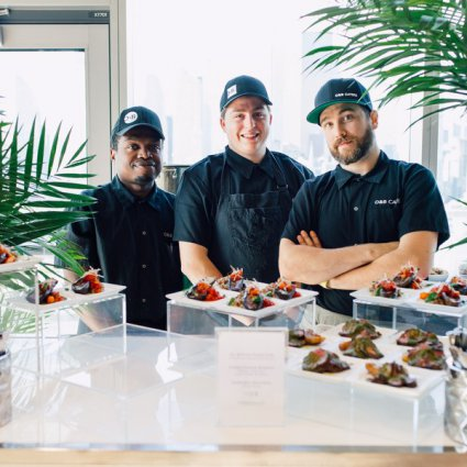 Oliver & Bonacini Events and Catering featured in EventSource.ca Presents the 2019 Toronto Catering Showcase