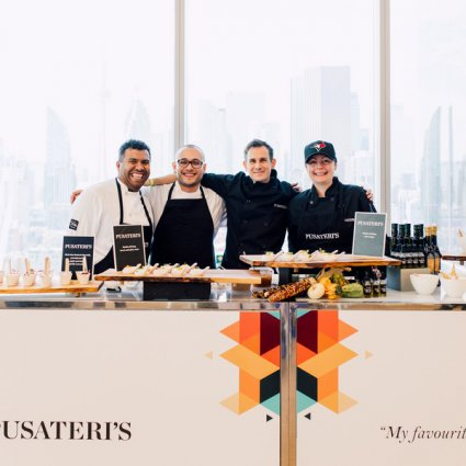 Pusateri's Fine Foods featured in EventSource.ca Presents the 2019 Toronto Catering Showcase