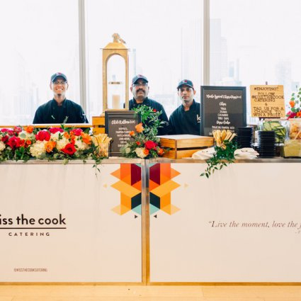 Kiss the Cook Catering featured in EventSource.ca Presents the 2019 Toronto Catering Showcase