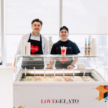 Love Gelato featured in EventSource.ca Presents the 2019 Toronto Catering Showcase