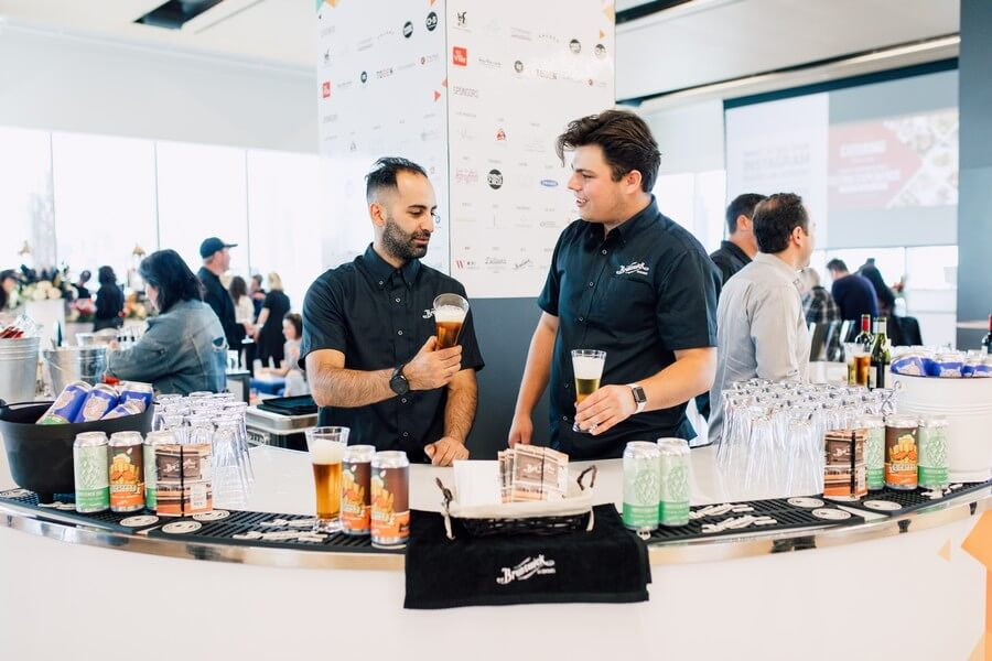 eventsource presents the 2019 toronto catering showcase, 40