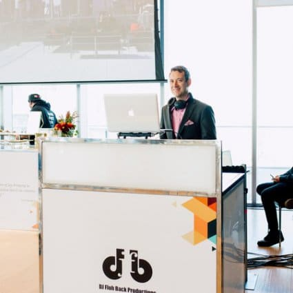 DJ Floh Back Productions featured in EventSource.ca Presents the 2019 Toronto Catering Showcase
