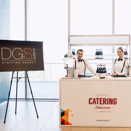 DGS Events featured in EventSource.ca Presents the 2019 Toronto Catering Showcase