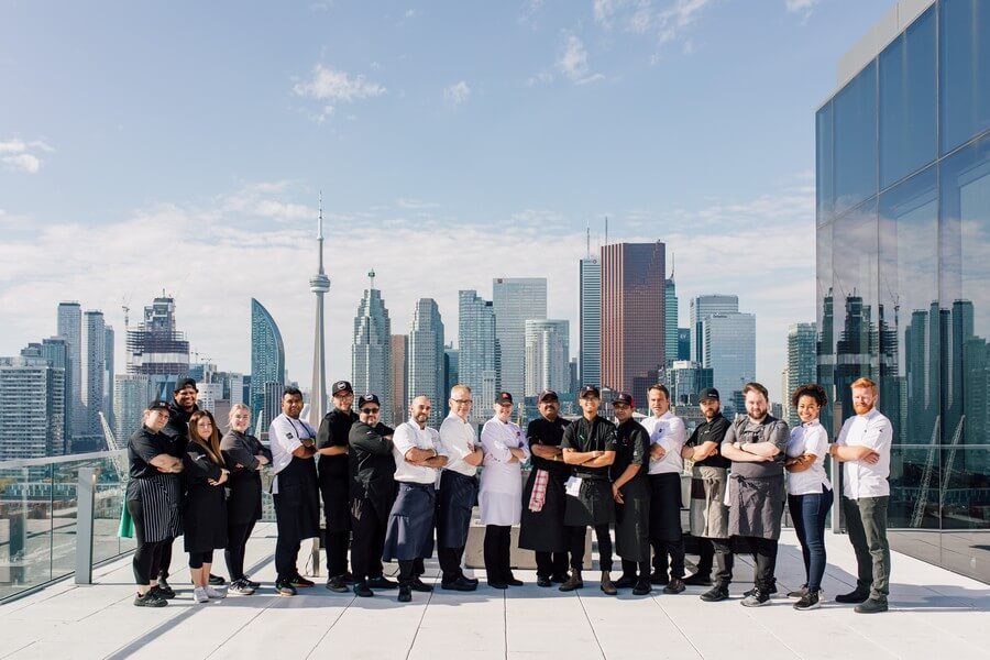 eventsource presents the 2019 toronto catering showcase, 53