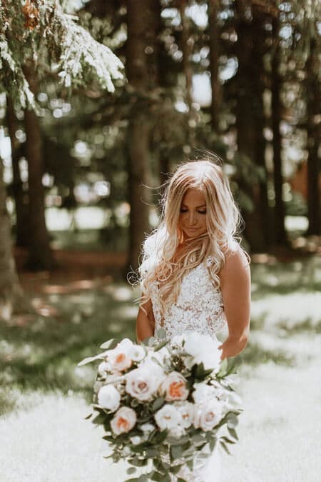 Wedding at Cambium Farms, Caledon, Ontario, Bows & Lavender, 5