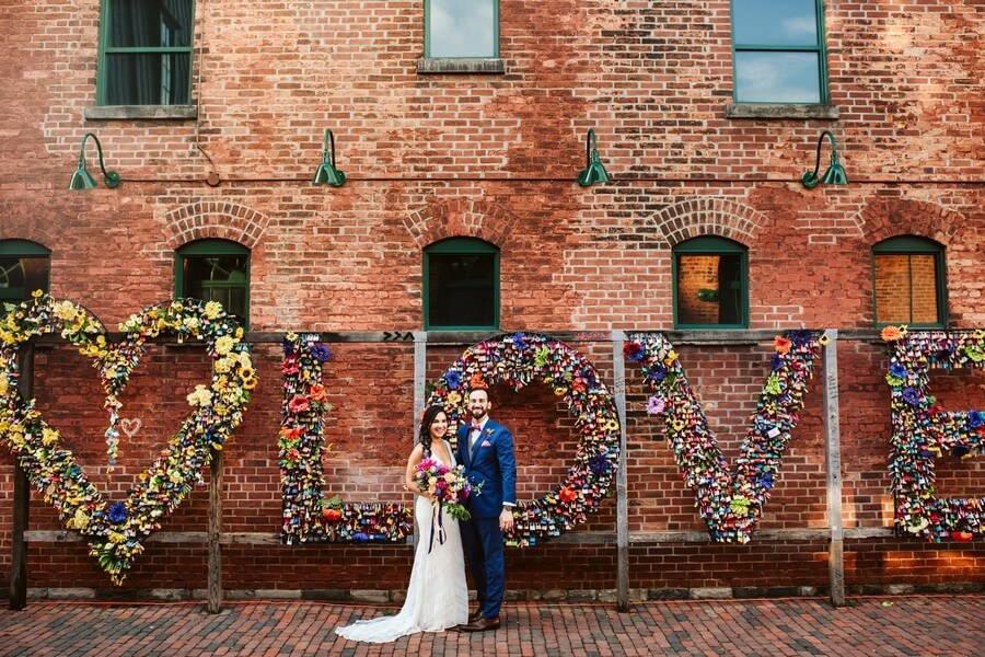 Wedding at Airship 37, Toronto, Ontario, Fox Photography, 24