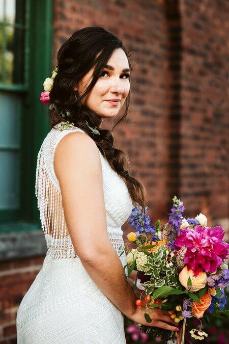 Wedding at Airship 37, Toronto, Ontario, Fox Photography, 6