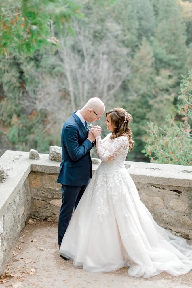 Wedding at Elora Mill Hotel & Spa, Halton Hills, Ontario, Kayla Yestal, 16