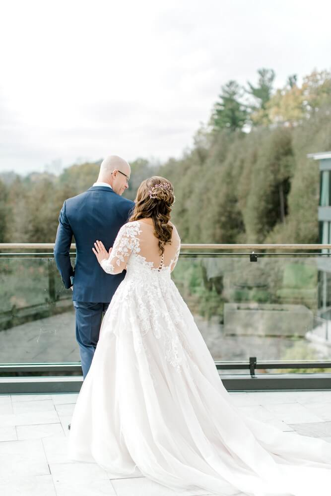 Wedding at Elora Mill Hotel & Spa, Halton Hills, Ontario, Kayla Yestal, 13