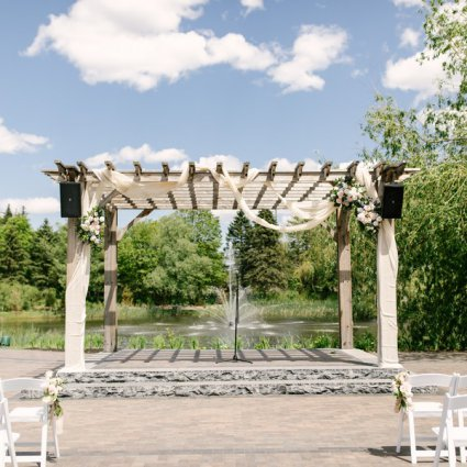 The Arlington Estate featured in Yar Ting and Carlson's Beautiful Arlington Estate Wedding