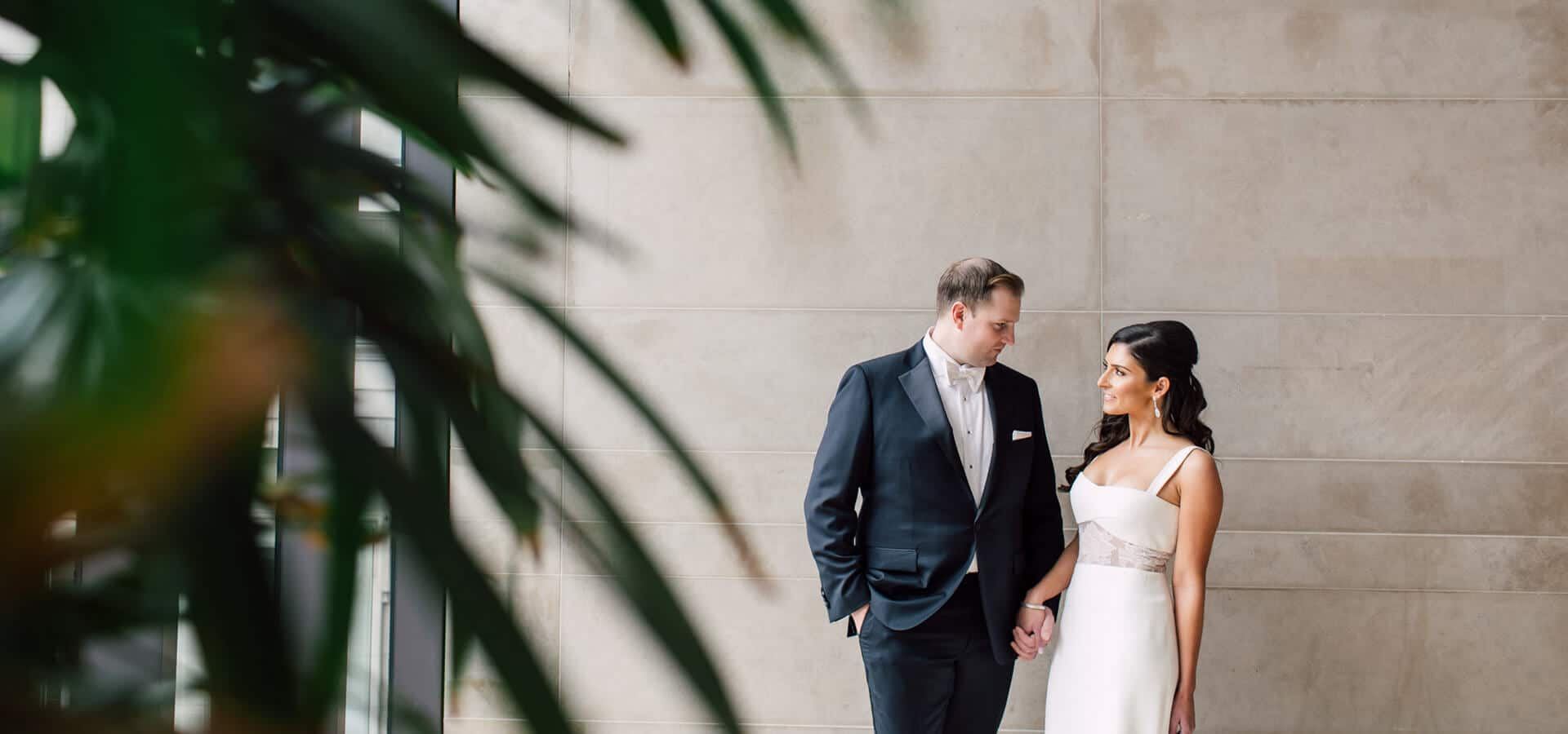 Hero image for 5 Details You Shouldn't Share Before Your Wedding Day