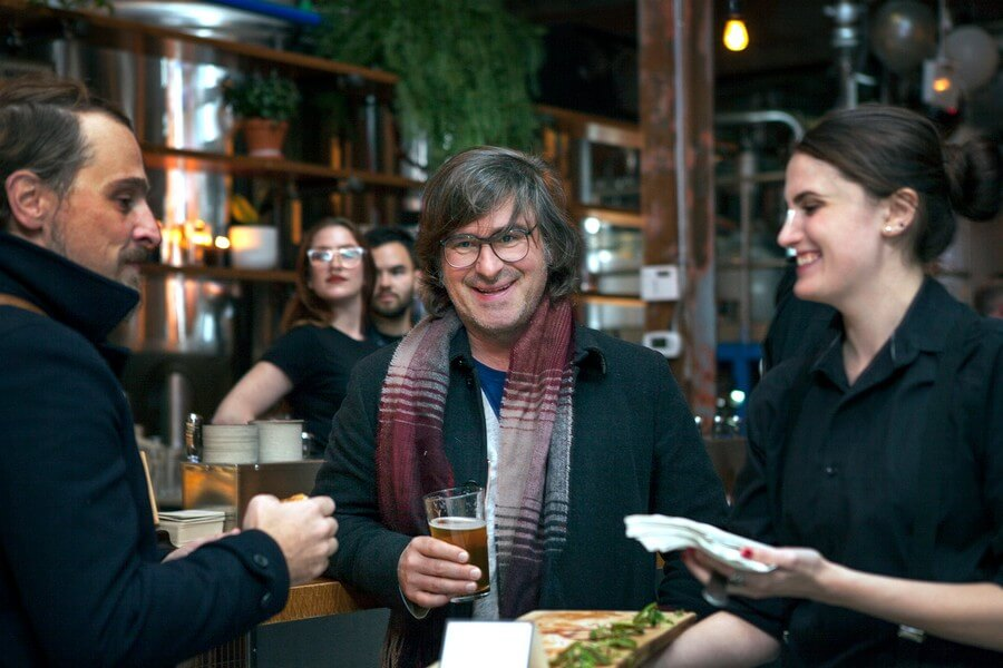 industry night and brand reveal at junction craft brewing, 16