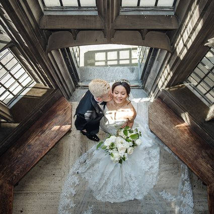 "Thumbnail for Shelby and Sean Say ""I Do"" at Toronto's Stunning Hart House"