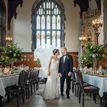 """Hart House featured in Shelby and Sean Say """"I Do"""" at Toronto's Stunning Hart House"""