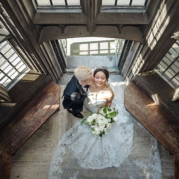 "Shelby and Sean Say ""I Do"" at Toronto's Stunning Hart House"