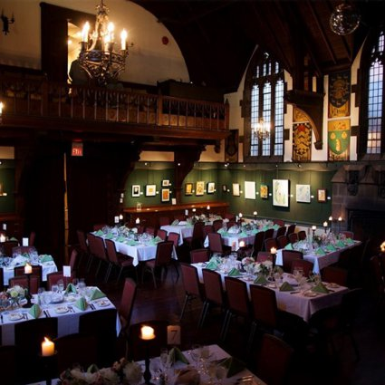 The Arts & Letters Club of Toronto featured in 15 Intimate Wedding Venues in Toronto Perfect for 100 Guests …